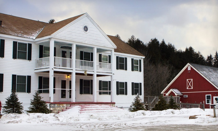 The Four Seasons Inn - Dover, VT: Two-Night Stay at The Four Seasons Inn in West Dover, VT
