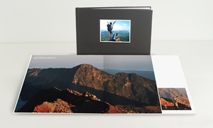 Layflat Debossed Photobook from Photobook Canada at Photobook Canada, plus 6.0% Cash Back from Ebates.