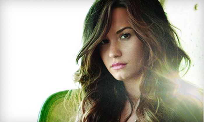 Demi Lovato & Hot Chelle Rae - Saratoga Performing Arts Center: $18 for One G-Pass to See Demi Lovato and Hot Chelle Rae in Saratoga Springs on June 26 at 7 p.m. (Up to $47.35 Value)