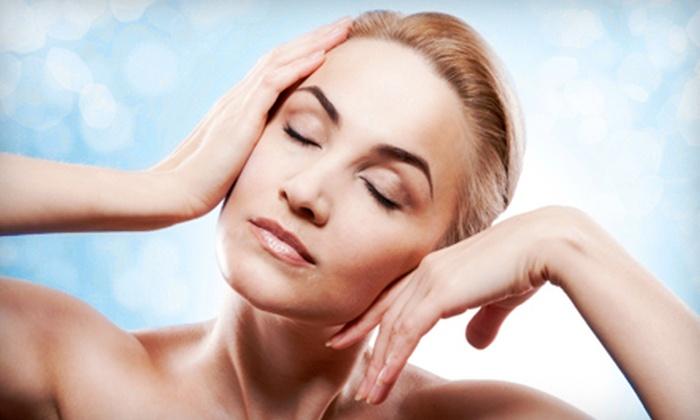 Azizta Laser Spa - Schaumburg: One or Three Face-Toning Massages at Azizta Laser Spa (Up to 54% Off)