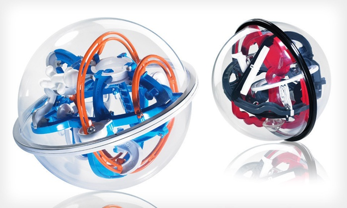 3-D Space Maze Globe: $12 for a Discovery Kids or Sharper Image 3-D Maze Globe ($39.99 List Price). Free Returns.