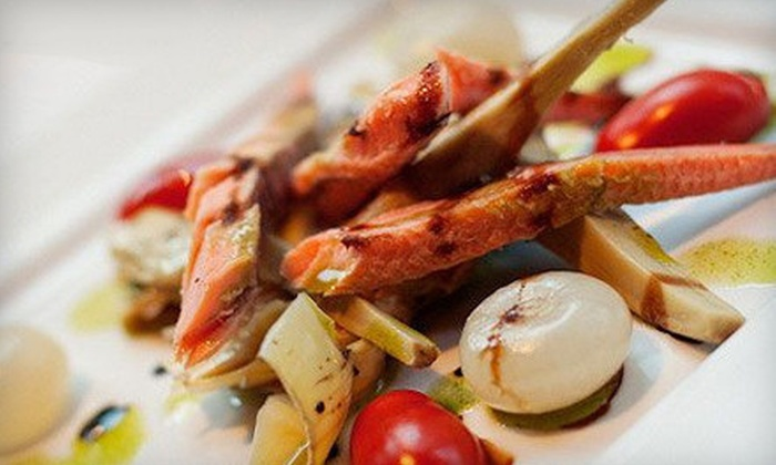 Sandrine's Bistro - Harvard Square: $25 for $50 Worth of French Cuisine for Dinner at Sandrine's Bistro in Cambridge
