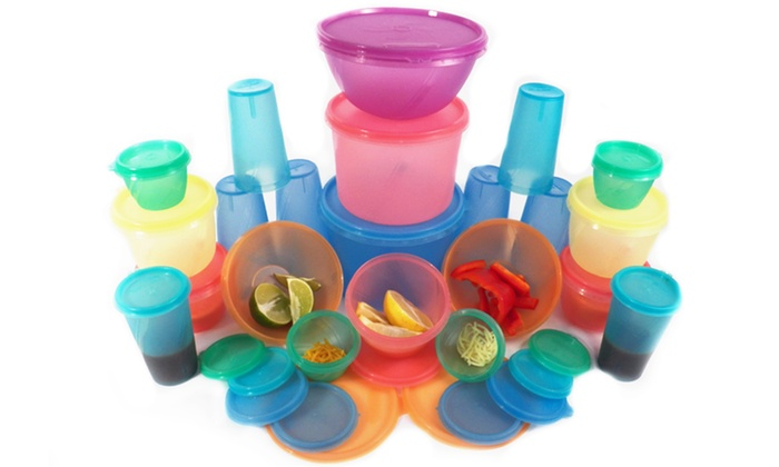 Fresh Keeper 44-Piece Container Set : Fresh Keeper 44-Piece Container Set. Free Shipping and Returns.