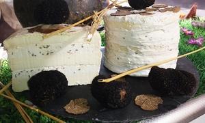 Le Fromager Gourmet: Fromages au choix à la truffe fraîche de confection maison dès 9,90 € chez Le Fromager Gourmet