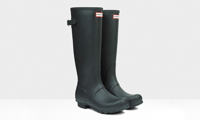 new arrival a9a19 633ff Hunter Gummistiefel   Groupon Goods