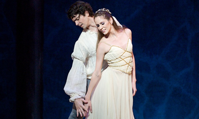 "Saint Louis Ballet presents ""Romeo and Juliet"" - Touhill Performing Arts Center: Saint Louis Ballet's ""Romeo and Juliet"" at the Touhill Performing Arts Center (Half Off). 12 Options Available."