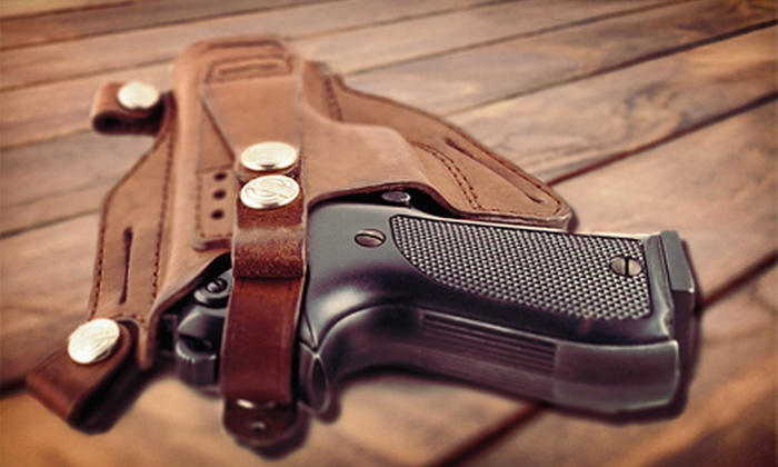 Rochester Tactical - Rochester: $45 for an Eight-Hour Concealed-Pistol Class at Rochester Tactical ($91 Value)