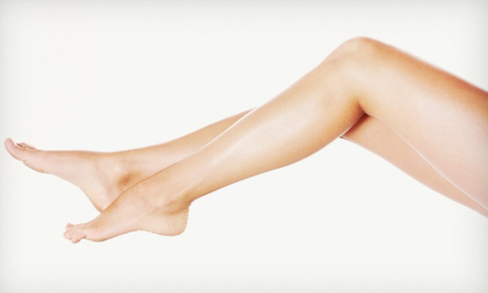 Pure Medical Spa - Pure Cosmetic and Surgical Center of Raleigh: Six Laser Hair-Removal Treatments at Pure Medical Spa (Up to 88% Off). Six Options Available.