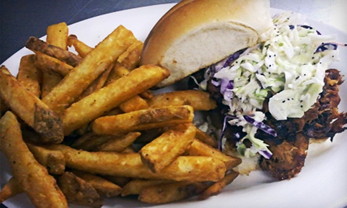 Sully C's Bar & Grill - North Saugus: $15 for $30 Worth of Classic American Cuisine at Sully C's Bar & Grill