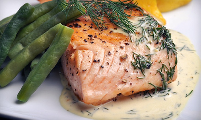 Zucco-Le French Dinner - Lower East Side: $50 for $100 Off Your Bill at Zucco: Le French Diner