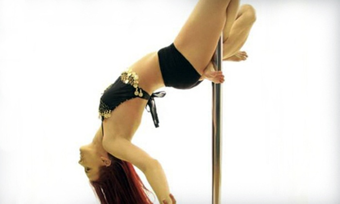 Miss Pole - Multiple Locations: $15 for a Pole Tease or Lap Tease Workshop at Miss Pole ($45 Value)