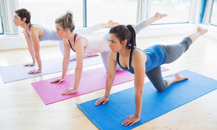 Pilates 580 - Montclair Business: 5 or 10 Pilates Classes or 1 or 5 Private Pilates Sessions at Pilates 580 (Up to 55% Off)