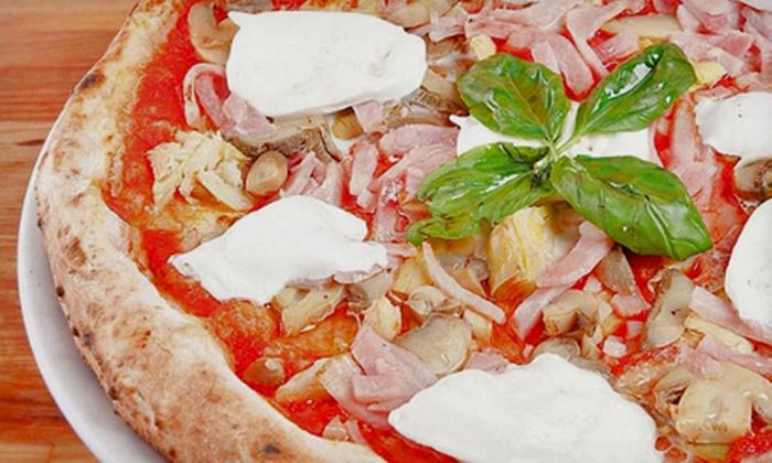 Fratelli La Bufala - South Pointe: Pizza or Pasta Dinner for Two or Four at Fratelli La Bufala (Up to 56% Off)