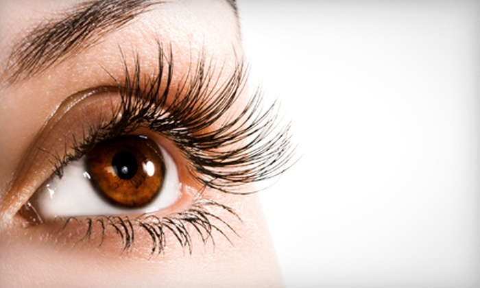 Simply Beautiful Lashes - Vigor - Eldorado West: Full Set of Synthetic-Mink Eyelash Extensions with Optional Refill at Simply Beautiful Lashes (Up to 67% Off)