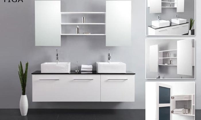 Une salle de bain complète, modèle et coloris au choix ...