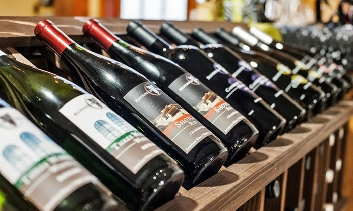 Vintage North Jersey - Four Sisters Winery: Entry for Two or Four to the Vintage North Jersey Wine Festival on August 16 or 17 (Up to 55% Off)