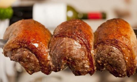 Unlimited Brazilian Dinner for Two, Four, or Six with Wine at Angus Grill Brazilian Churrascaria (Up to 51% Off)