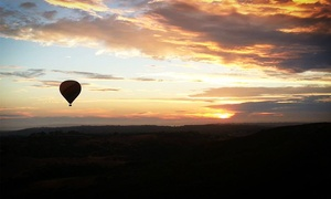 Skysurfer Balloon Company: $195 for a Champagne Sunset Hot-Air Balloon Ride with Champagne from Skysurfer Balloon Company Inc. ($ Value)