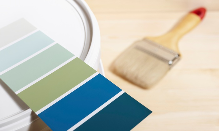 Five Star Painting - Napa / Sonoma: Painting of One or Two 12'x12'x9' Rooms, or Painting of One 15'x15'x9' Room from Five Star Painting (Up to 61% Off)