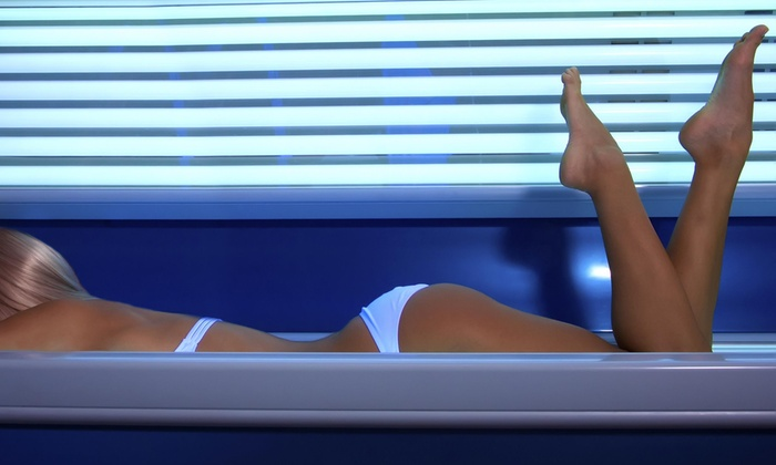 The Texas Tan - Far West Side: One Week of Unlimited Tanning at TEXAS TANS (65% Off)
