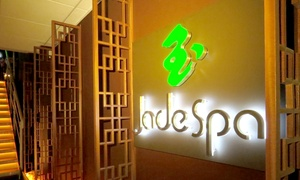 Jade Spa: Spa Entry with Five Treatments and Afternoon Tea for One or Two at Jade Spa (Up to 65% Off)