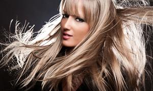 Golden Cuts: Komplett-Haarschnitt, optional mit Foliensträhnen, bei Golden Cuts ab 22,90 € (bis zu 55% sparen*)