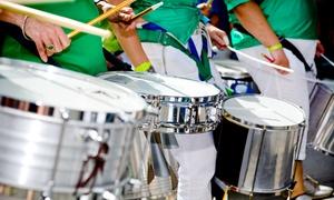 Soif de Rythme, Issy les Moulineaux : 3 ou 5 cours de batucada (percussions brésiliennes) de 2h chacun dès 29 euros chez Soif de Rythme
