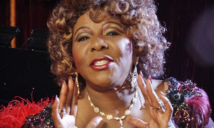 """""""Life Is a Cabaret: Sandra Reaves-Phillips"""" - City Center: $42 for Two Tickets to """"Life Is a Cabaret: Sandra Reaves-Phillips"""" ($84 Value). Four Shows Available."""