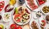 Italienisches Feinkost-Catering