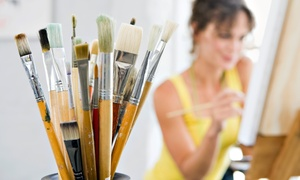 Mission: Renaissance: Introductory Art Classes for Kids, Teens, or Adults at Mission: Renaissance (Up to 71% Off)