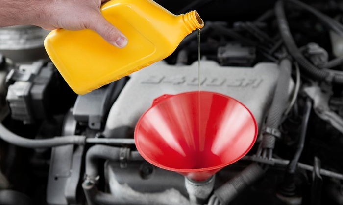 Oil Can Henry's - Multiple Locations: Up to 50% Off Oil Change — Oil Can Henry's; Valid Sunday - Thursday 8 AM - 6 PM