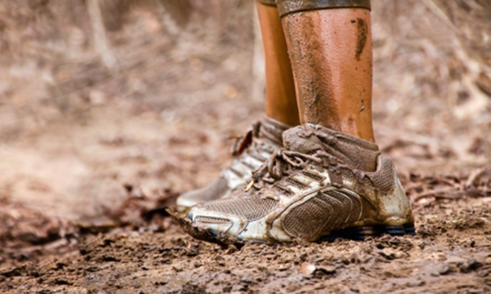 Run the Ranch MudRun - East Rockwall: Entry for One, Two, or Four to the Run the Ranch MudRun on Saturday, September 21 (Up to 52% Off)