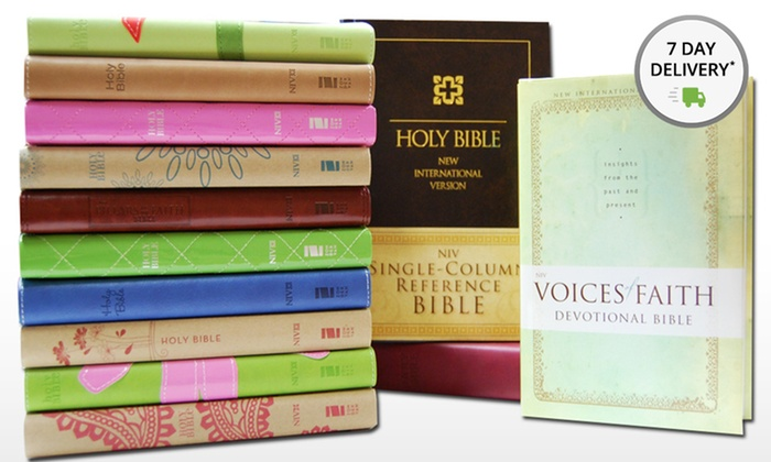 Themed Bibles: Themed Bibles. Multiple Options Available.