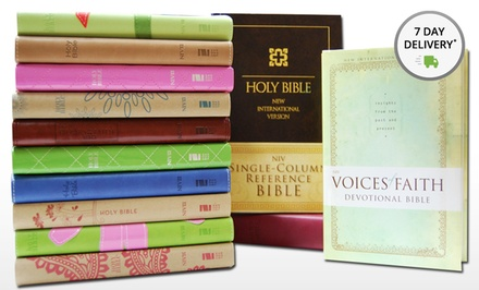 Themed Bibles. Multiple Options Available.