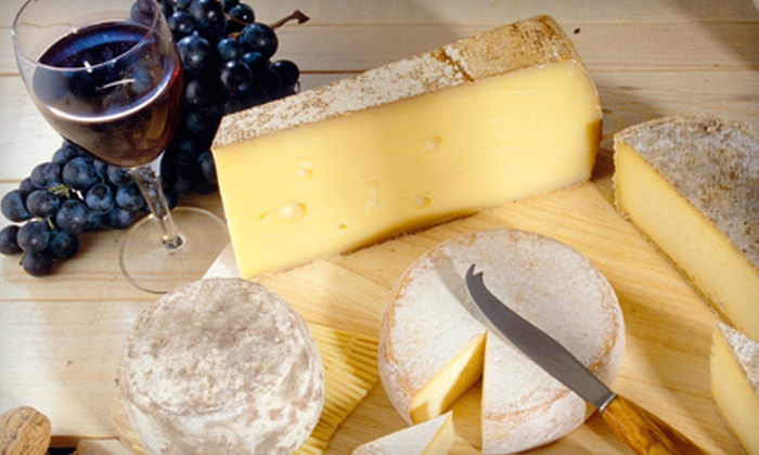 Blu Orkid - San Buenaventura (Ventura): $13 for Two Glasses of Wine and a Brie Cheese Plate at Blu Orkid ($26.75 Value)