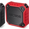 ION Dunk Waterproof Wireless Portable Bluetooth Speaker with Mic