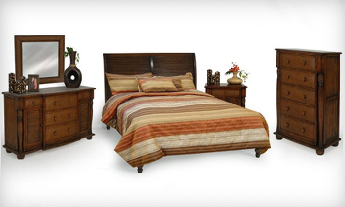 Element Home Furnishings - Eastside: Island-Inspired Home Decor, Furniture, and Giftware (Half Off). Two Options Available.
