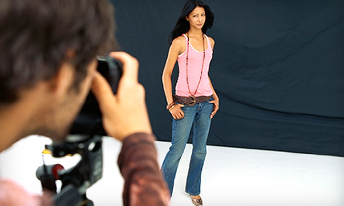 MRS Photography - Greensboro: $56 for $125 Worth of Studio Photography at MRS Photography