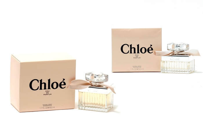 chlo eau de parfum for women groupon goods. Black Bedroom Furniture Sets. Home Design Ideas