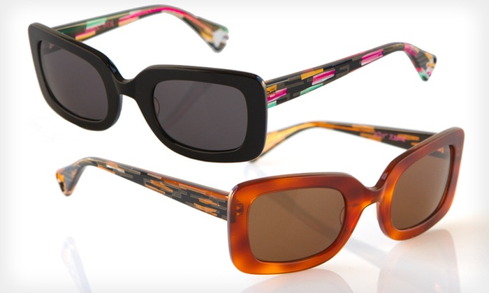 King's Road Sunglasses: $39 for King's Road Sunglasses by Betsey Johnson ($225 List Price). Three Colors Available.