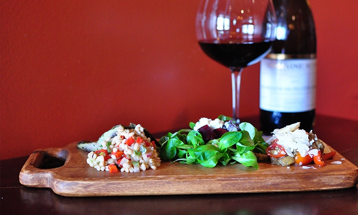 Domaine Hudson - Downtown Wilmington: $59 for a Three-Course Prix Fixe Dinner for Two at Domaine Hudson ($88 Value)