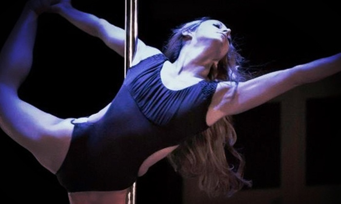 Pole for the Mind, Body and Soul - Vernon: $30 for Five Pole-Dancing Classes and Five Fitness Classes at Pole for the Mind, Body and Soul ($195 Value)