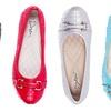Tory Klein Women's Quilted Ballet Flats