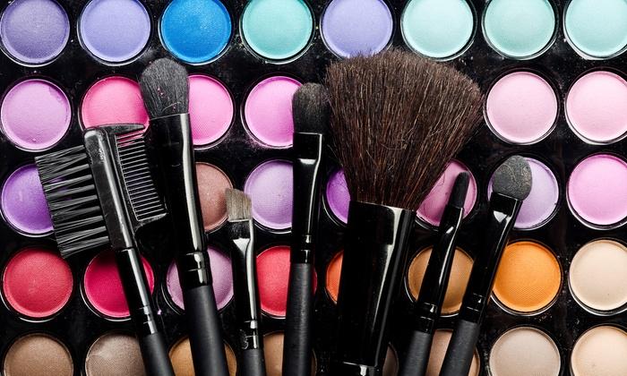 Lip Service (inside Ivy League Salon) - Lexington: $35 for Package of Three Custom Cosmetics at Lip Service (inside Ivy League Salon) ($75 Value)