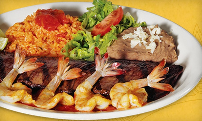 Pepe's Mexican Restaurant  - Multiple Locations: $10 for $20 Worth of Mexican Fare at Pepe's Mexican Restaurant. Seven Locations Available.