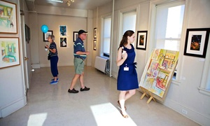 Bromo Seltzer Arts Tower: Admission and Clock-Room Tour for One, Two, or Four at Bromo Seltzer Arts Tower (Up to 65% Off)
