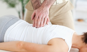 Legacy Chiropractic: $52 for a Chiropractic Package with a 60-Minute Massage at Legacy Chiropractic ($239 Value)