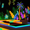 Up to 56% Off Mini Golf for 4 or 6 at Glowgolf