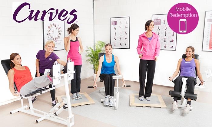 Curves gym brisbane