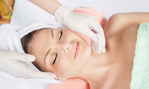 Tulip Ladies Salon: Choice of Dr. Renaud Facial with Optional Threading or Waxing on a Choice of Areas at Tulip Ladies Salon (Up to 61% Off)